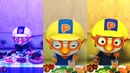 Learn Colors with My Talking Pororo Colours for Kids Animation Education Cartoon Compilation P1A