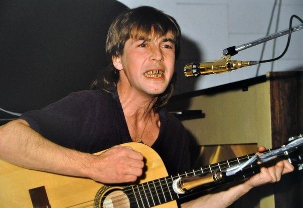 Александр Башлачёв (1960 – 1988)