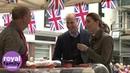 Duke and Duchess of Cambridge visit market town in Cumbria