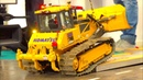 EXCLUSIV DETAILED FUNCTIONAL RC MODELS I RC DREDGER I HEAVY HAULAGE ACTROS I RC DOZER I