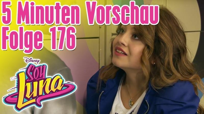 5 Minuten Vorschau - SOY LUNA Folge 176 || Disney Channel