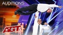 WOW! 84 and 54 Year Old Hand Balancing Best Friends Edson Leon! - America's Got Talent 2019