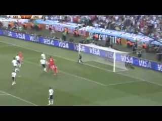 Германия 4-1 Англия обзор матча Чемпионат мира 2010 (Юж.Африка)