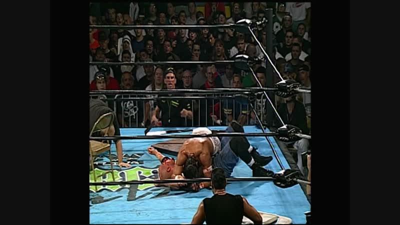 ECW. Anarchy Rulz 1999