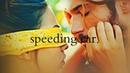 Sanem Can Speeding car