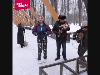 Поросячьи бега с Настюшкой Ивлеевой. Орел и Решка