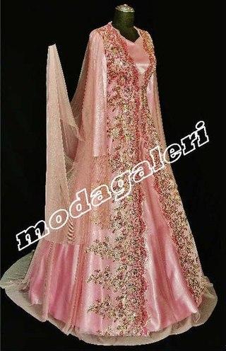 Великолепное платье своими руками