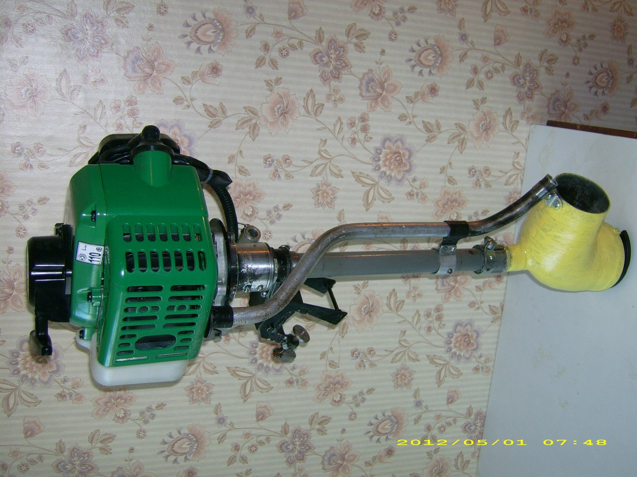 High Tech Защита подвесного лодочного мотора (ПЛМ) 97