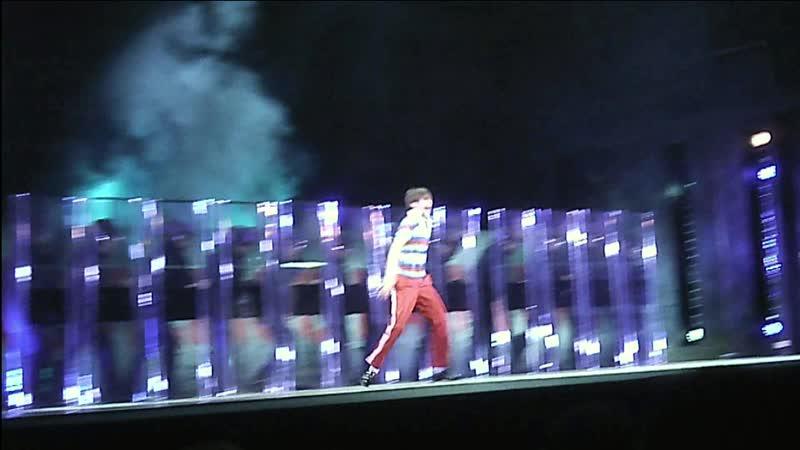 Billy Elliot Angry Dance óscar pérez