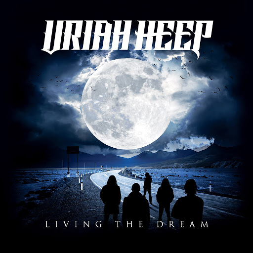 Uriah Heep альбом Grazed by Heaven