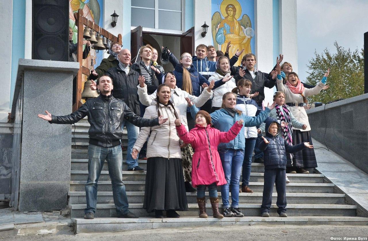 Молодежный православный театр ″Белая птица″ (Гость) (03.10.2014)