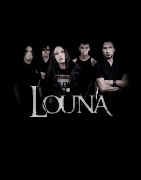 Концерт группы Louna в г. Днепропетровск. 2014