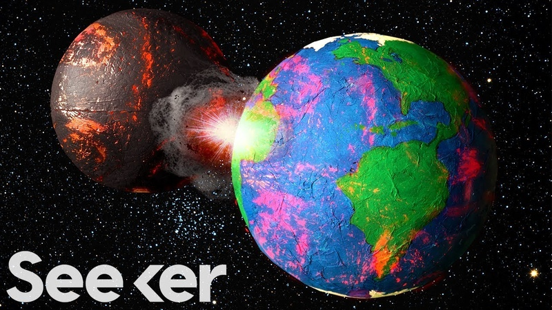 Could a Planet Ever Collide With Earth