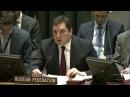 Преемник Чуркина Сафронков заткнул Запад в ООН. Successor Churkin Safronkov