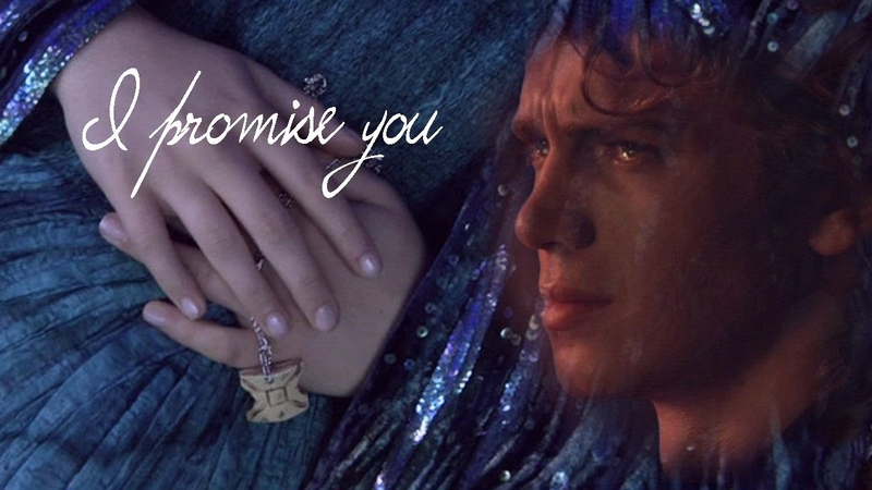 Anakin Padme - Star Wars || I promise you (Saturn) HD