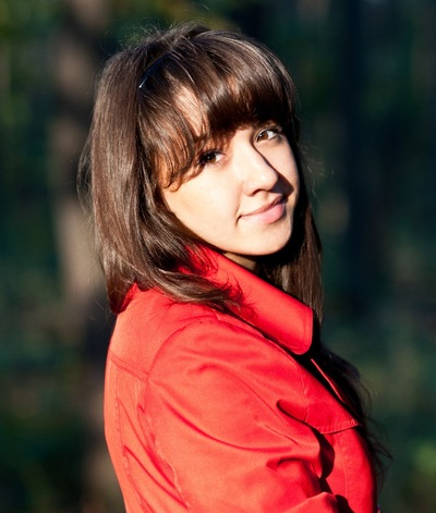 Эльвира Бикмухаметова, 25 апреля 1989, Уфа, id1200168
