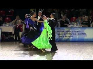 Mikhail Zloschastyev - Elizaveta Schekina, 1/2 Quickstep