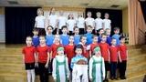 8 Фестиваль национальных культур Школа №22 Тюмень 00 Песня о России 1Б