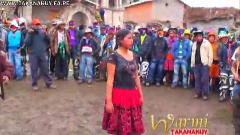 WOMEN FIGHT Takanakuy Cusco 2014 Mujeres 4 20