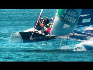 Extreme Sailing Series 2018 Stop 4 - Cascais, Portugal