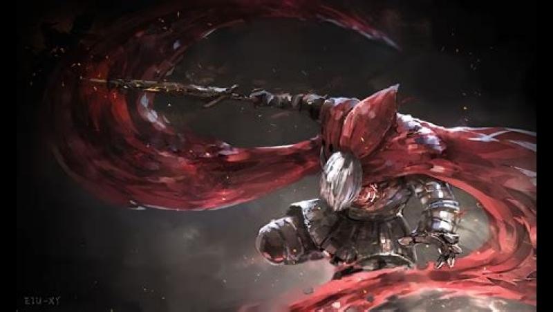 Slave Knight Gael Boss Fight