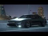 Silvia S15 on air