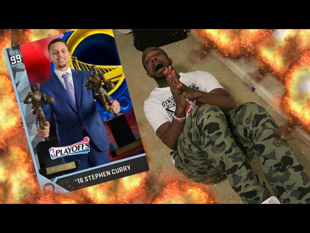 HALF COURT SHOOTING CHEATING! CURRY LITERALLY WHIPPED ME! NBA 2k16 MyTeam Gameplay