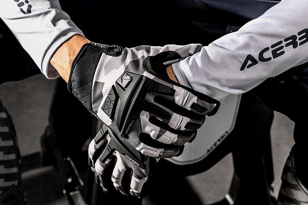 Мотоперчатки Acerbis X-Enduro