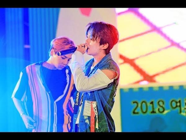 180809 속초 세계 팝 음악 공연 우진영 - 취향저격 (JINYOUNG FOCUS)