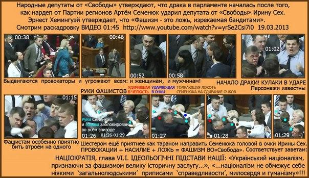 """""""Свободовцы"""" забросали яйцами лидера КПУ Симоненко - Цензор.НЕТ 7390"""