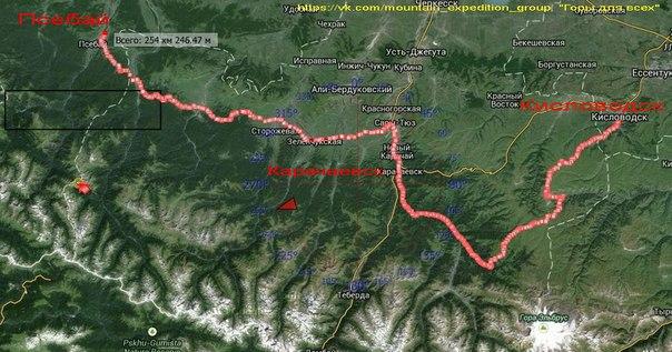 Трекинг в России (горы Кавказа): Эльбрус, Приэльбрусье