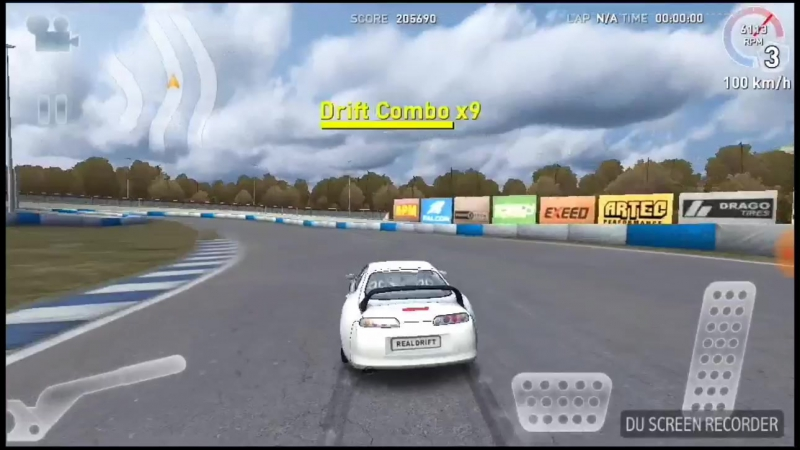 Real Drift Car Racing Toyota supra