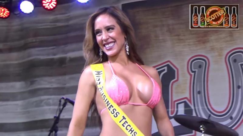 Webcam bikini contest