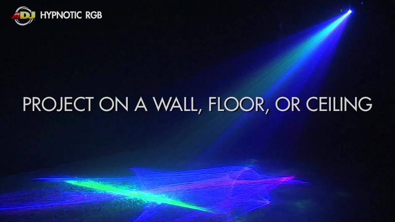 American DJ Hypnotic RGB
