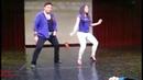 Танцуют Eddie Torres Griselle Ponce под песню Сергея Трунова *Придуманная*