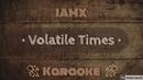 IAMX Volatile Times CC Karaoke Instrumental Lyrics