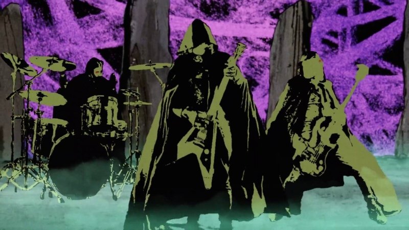 CONAN Volt Thrower Official Video Napalm Records
