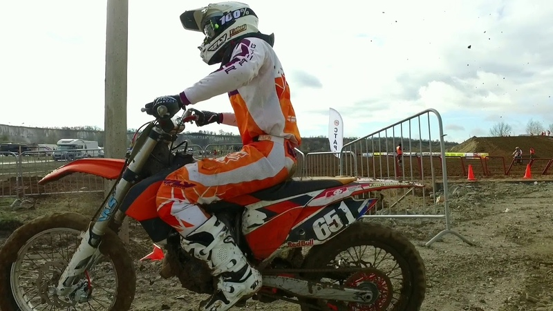 Мотокросс , спорт комплекс Белый колодец. Motocross dji inspire