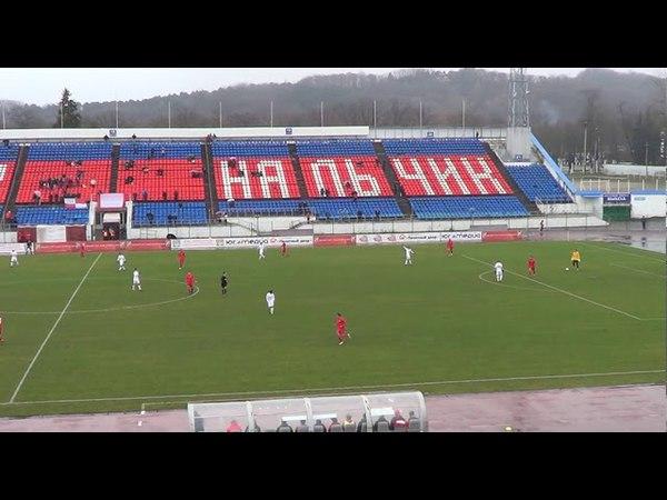 Спартак Нальчик Ангушт 3 1 24 03 18