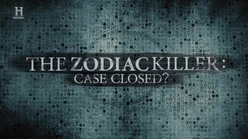 Убийца Зодиак дело закрыто 4 серия Тайный архив ФБР