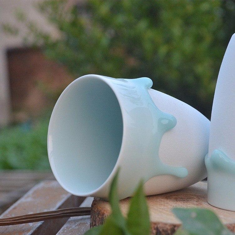 Чашки в глазури