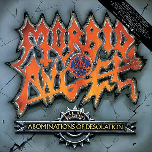 Morbid Angel альбом Abominations Of Desolation