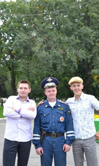 Толик Дмитриев, 31 мая , Вологда, id194358516