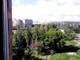 Краматорска 16 06 2014   город снова под обстрелом 16 50!