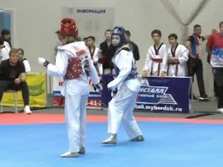 Турнир клуба боевых искусств Мангуста 10.11.2018