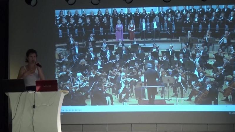 Ляля Кандаурова - Проклятье Девятой - почему симфонии №9 — особенные.ВДНХ