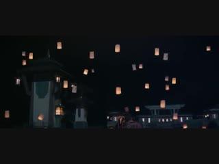 (Сказание о Хао Лань OST) Лу Ху и Хуан Яли - Восход Луны