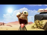 Cartoon Oscar Oasis season 1 clumsy - funny