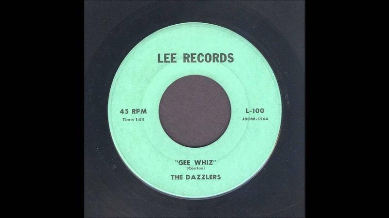 The Dazzlers - Gee Whiz