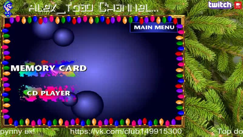 Retro gameplays PSone!